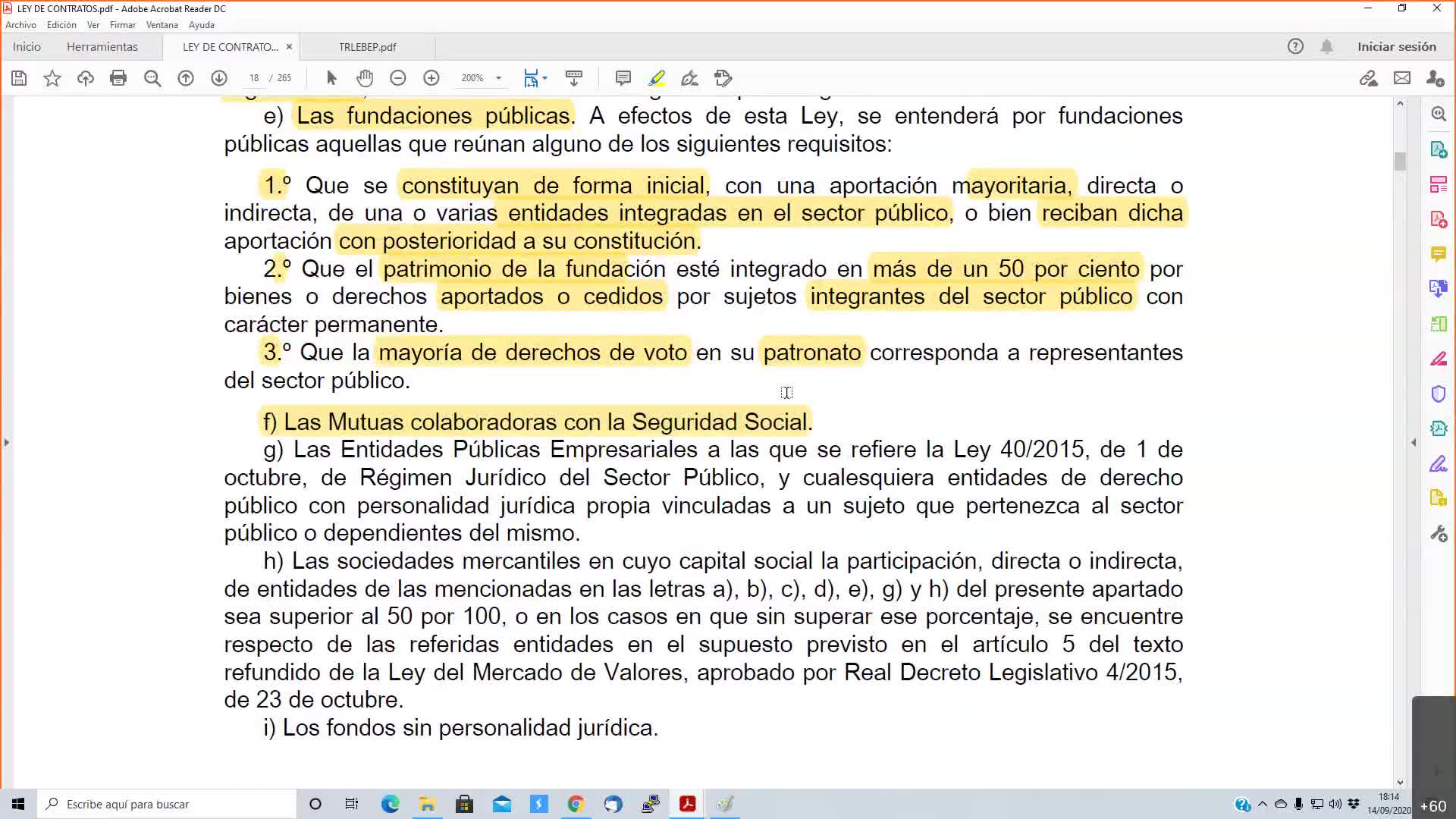 Contratos 14-09-2020