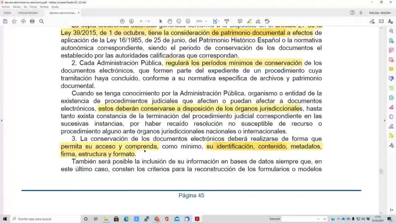 administracion electronica 18-05-2021