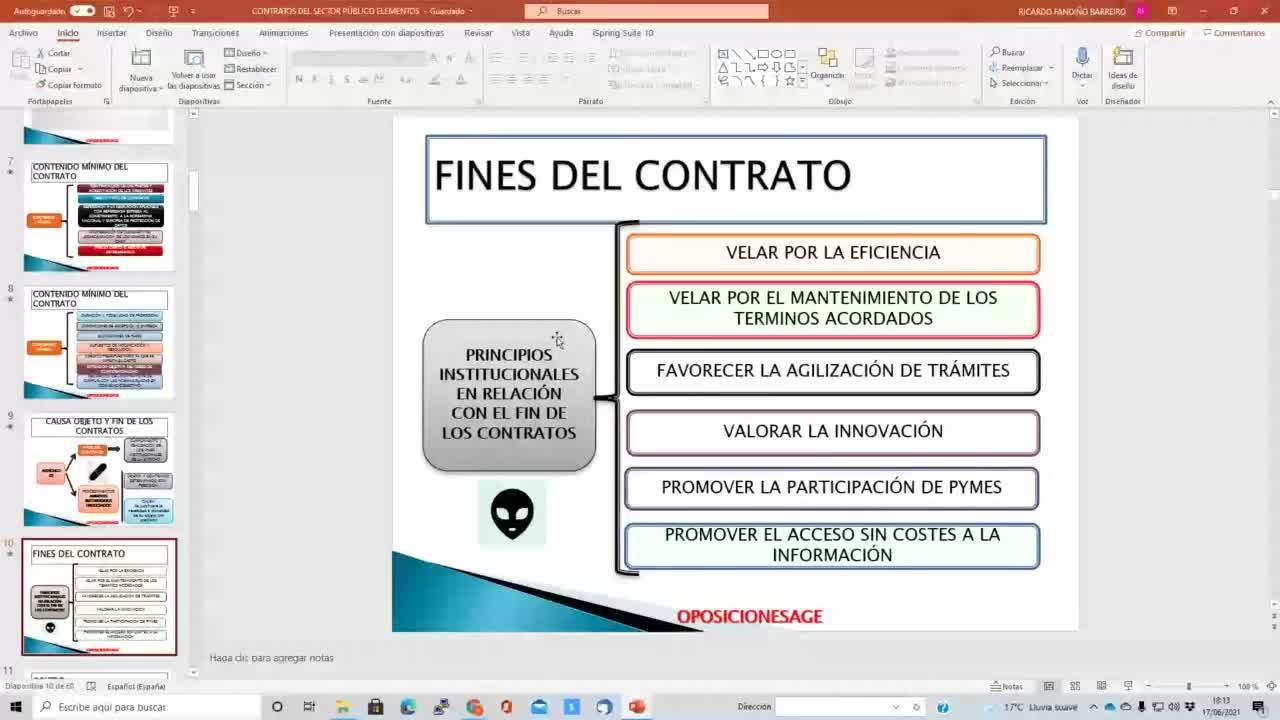 Contratos 17-06-2021